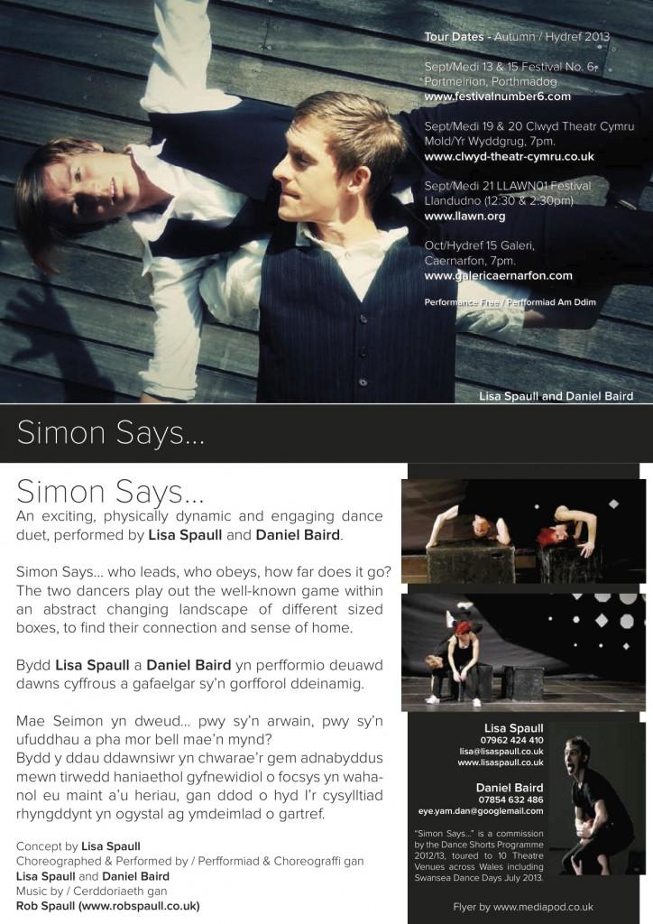 Simon Says E-Flyer small