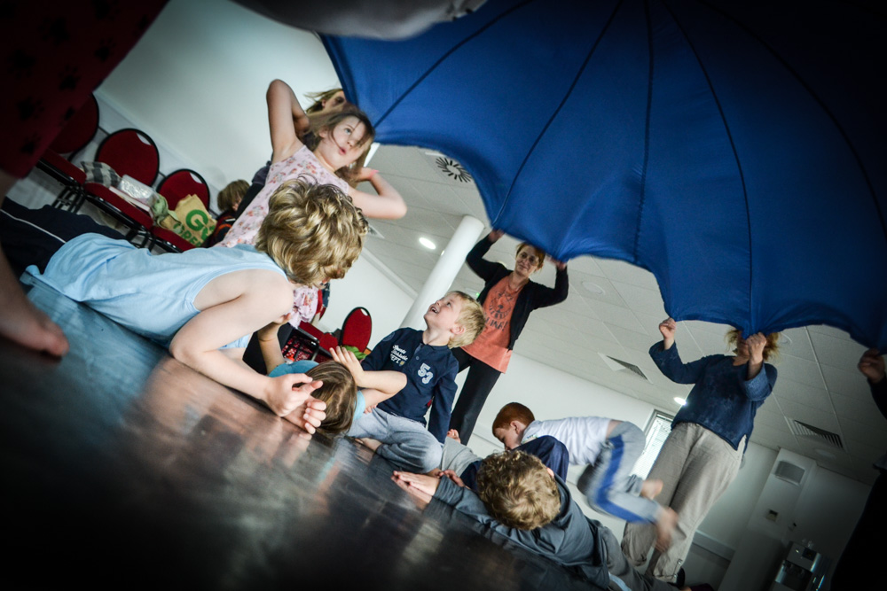 'Aquarium' Family Dance Project